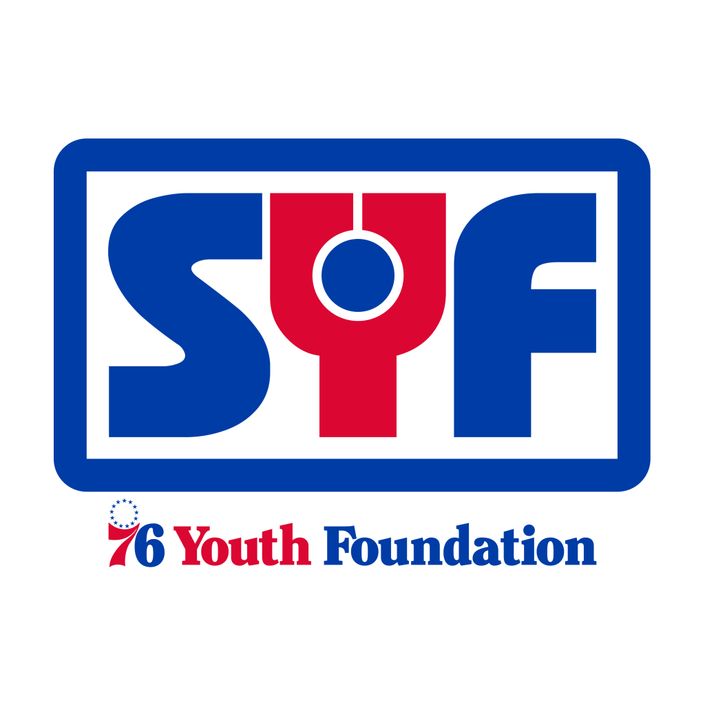 Sixers Youth Foundation Logo