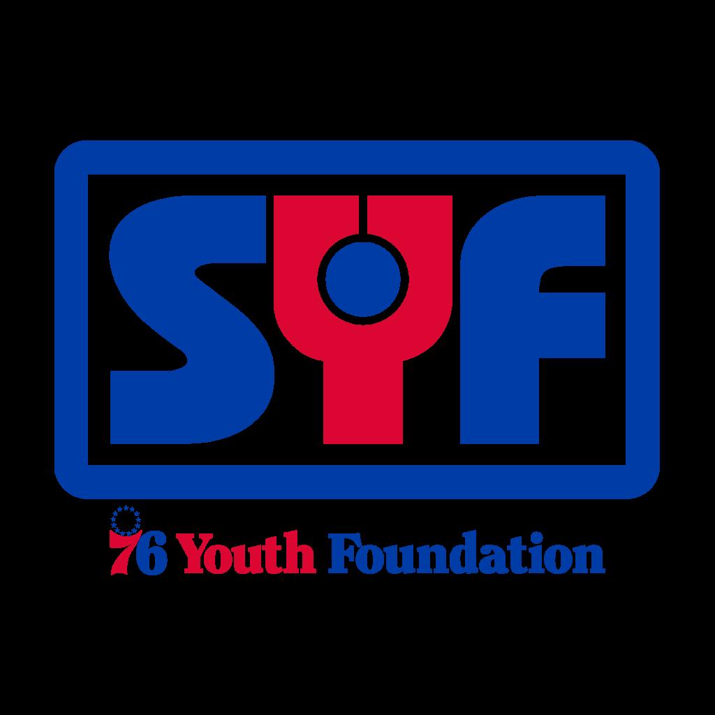 Sixers Youth Foundation Logo